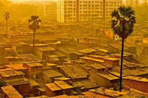 Tejados de Dharavi