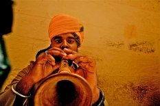 """A vista de Suerpiente"". Jodhpur"