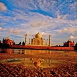 """""""Belleza musulmana"""". Agra"""