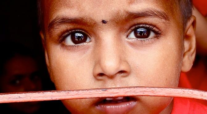 Galería: Un día de escuela en Kolkata. India.