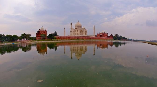 Galería: De visita al Taj Mahal. Agra.