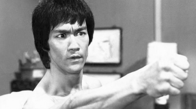 """Be water my friend"". Bruce Lee"